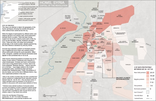 Homs Protest Map rev 111115